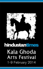 The Kala Ghoda Arts Festival 2014