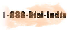 1-888-Dial-India