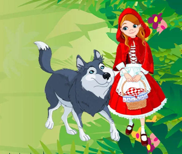 Little Red Riding Hood English Play Drama Www Mumbaitheatreguide Com