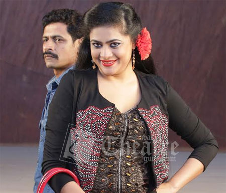 AAJ JAANE KI ZID NA KARO play review , Gujarati play review - www