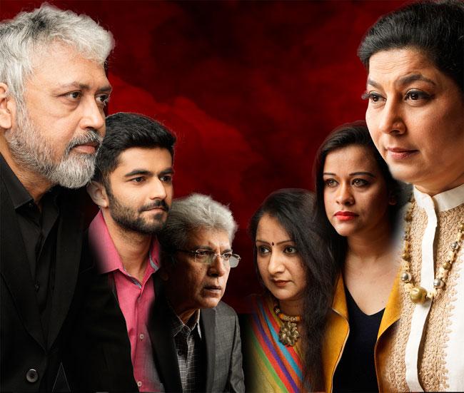 BE-NAQAAB Gujarati Play/Drama - www MumbaiTheatreGuide com