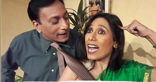 BUS   TUM AUR HUM Hindi Play/Drama - www MumbaiTheatreGuide com