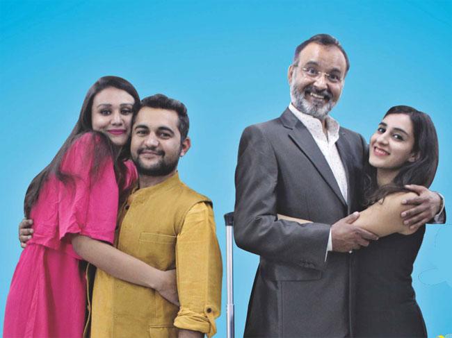 DAD'S GIRLFRIEND Hindi Play/Drama - www MumbaiTheatreGuide com