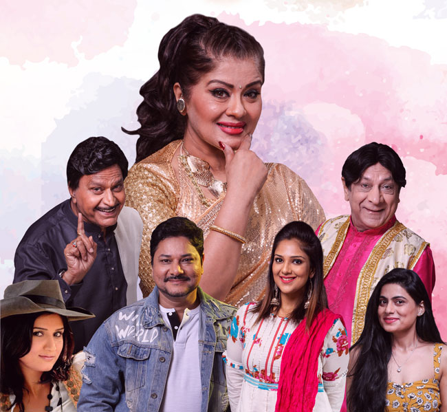 KUCHH MEETHA HO JAYE Hindi Play/Drama - www MumbaiTheatreGuide com