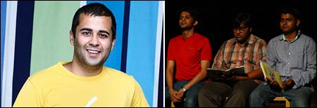 interview of chetan bhagat Chetan bhagat's half girlfriend hit the stands in october 2014 the day bhagat   in an interview with reuters bhagat says: people mistake.