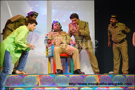 Popatpanchi play review , Marathi play review - www